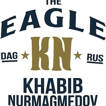 Khabib Nurmagomedov Signature Roots by MillSociety