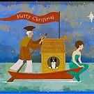 Mermaid Christmas by Tracy Sabin