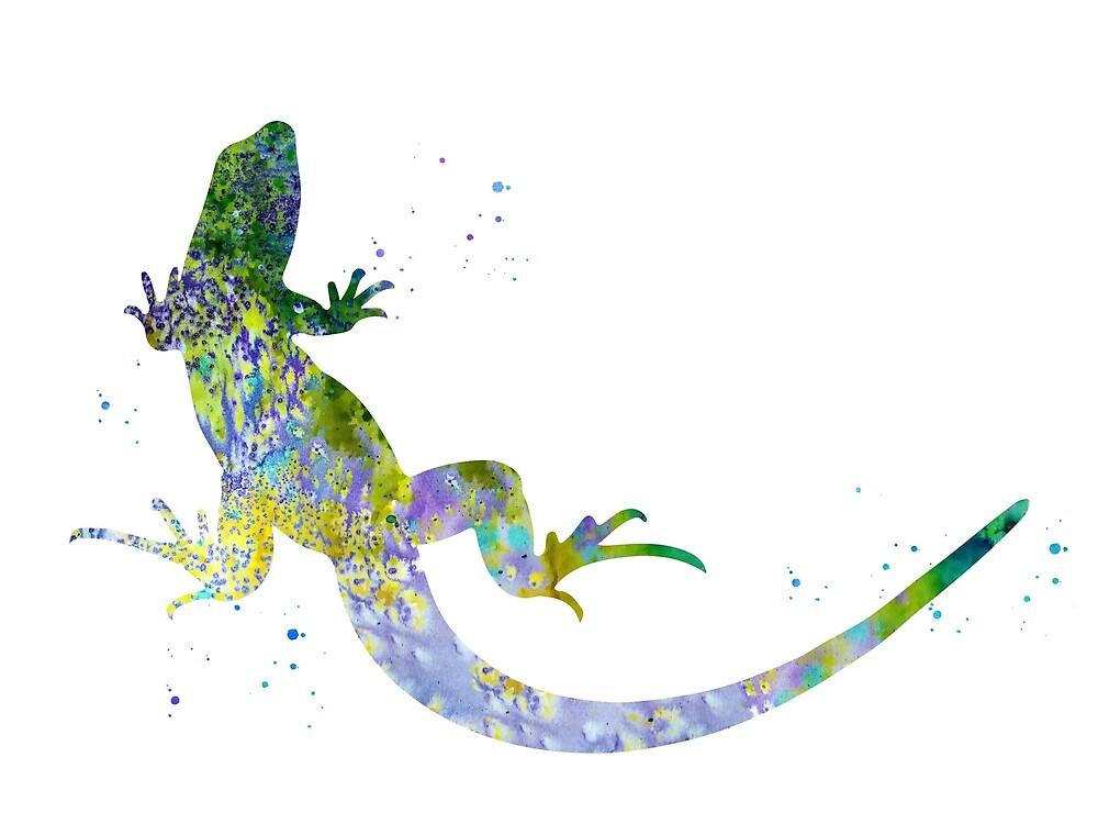 Lizard by erzebetth