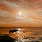 Moonlight Riders by Cherie Roe Dirksen