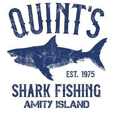 Quint's Shark Fishing - Amity Island 1975 by IncognitoMode