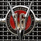 1937 Cadillac Fleetwood V16 by dlhedberg