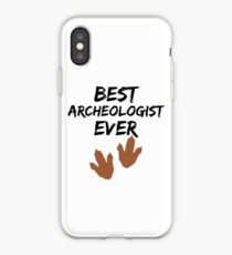 Archeologist Best Ever Funny Gift Idea iPhone Case