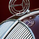 1938 Steyr Hood Ornament by dlhedberg