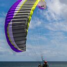 Paragliding by robcaddy
