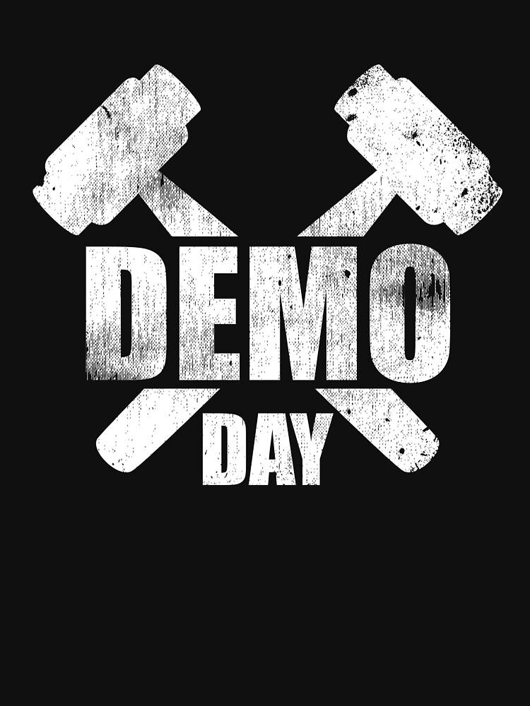 Demo Day Demolition Team Home House Construction by kieranight