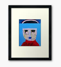 the afternoon bunnings warehouse trauma Framed Print