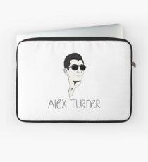 Alex Turner head artwork Laptop Sleeve