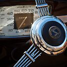1936 Buick Steering and Dash by dlhedberg