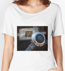1936 Buick Steering and Dash Women's Relaxed Fit T-Shirt