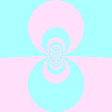 Pastel Polar Inversion by TatsuyoDragneel