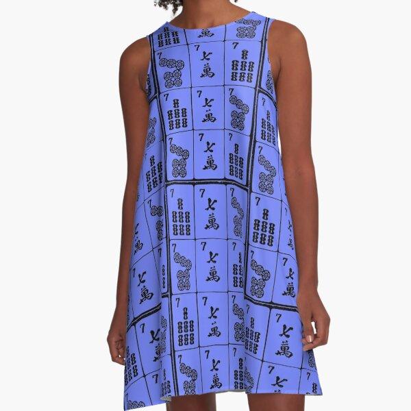 Lucky Sevens #12 A-Line Dress
