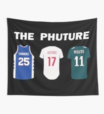 The Phuture Wall Tapestry