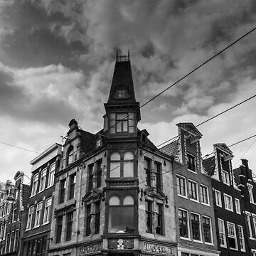 Amsterdam's Houses by mariocassar