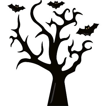 Halloween Tree-Zombie Tree Halloween- Halloween Tree Shirt Halloween Costume  Funny Scary Gift by Girlscollar