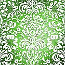 Floral Elegance - Colour Fade Pattern 3 by Ra12