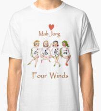 Mah Jong Four Winds Classic T-Shirt
