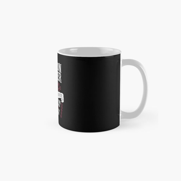 Dungeon Master, The Weaver of Lore & Fate - Dungeons & Dragons (White Text) Classic Mug