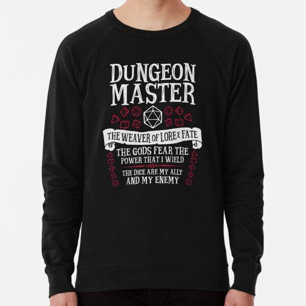 Dungeon-Meister Leichter Pullover