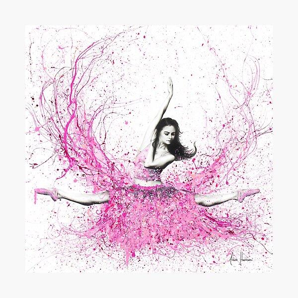 Blossom Ballet Photographic Print