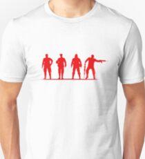OG Crew - COD BO4 Zombies Design Slim Fit T-Shirt