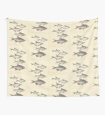 The fishes of India by Francis Day 147 - Rohtee bakeri Wall Tapestry