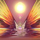 Angels Walk Among Us by Martilena