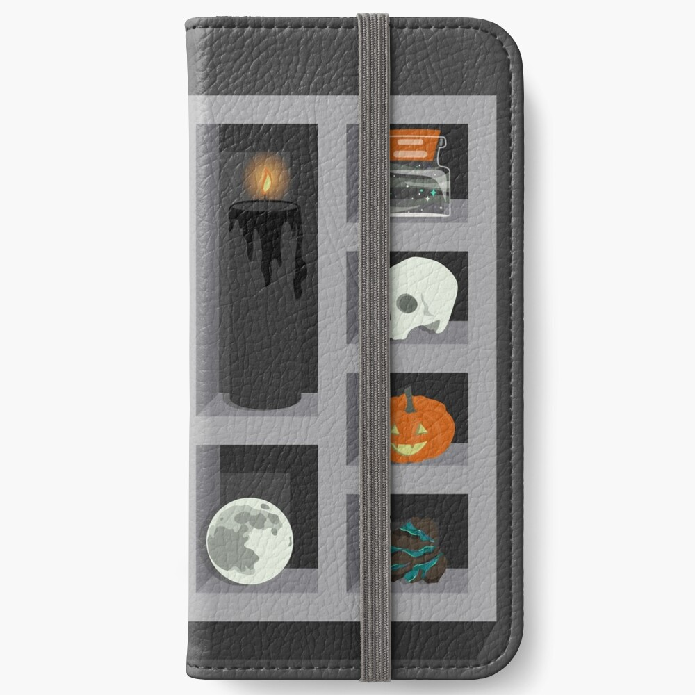 October Collection iPhone Wallet