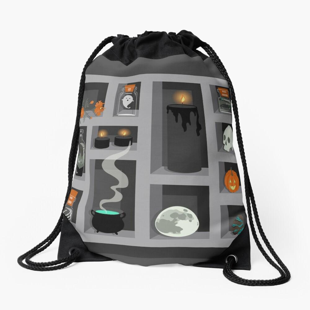 October Collection Drawstring Bag