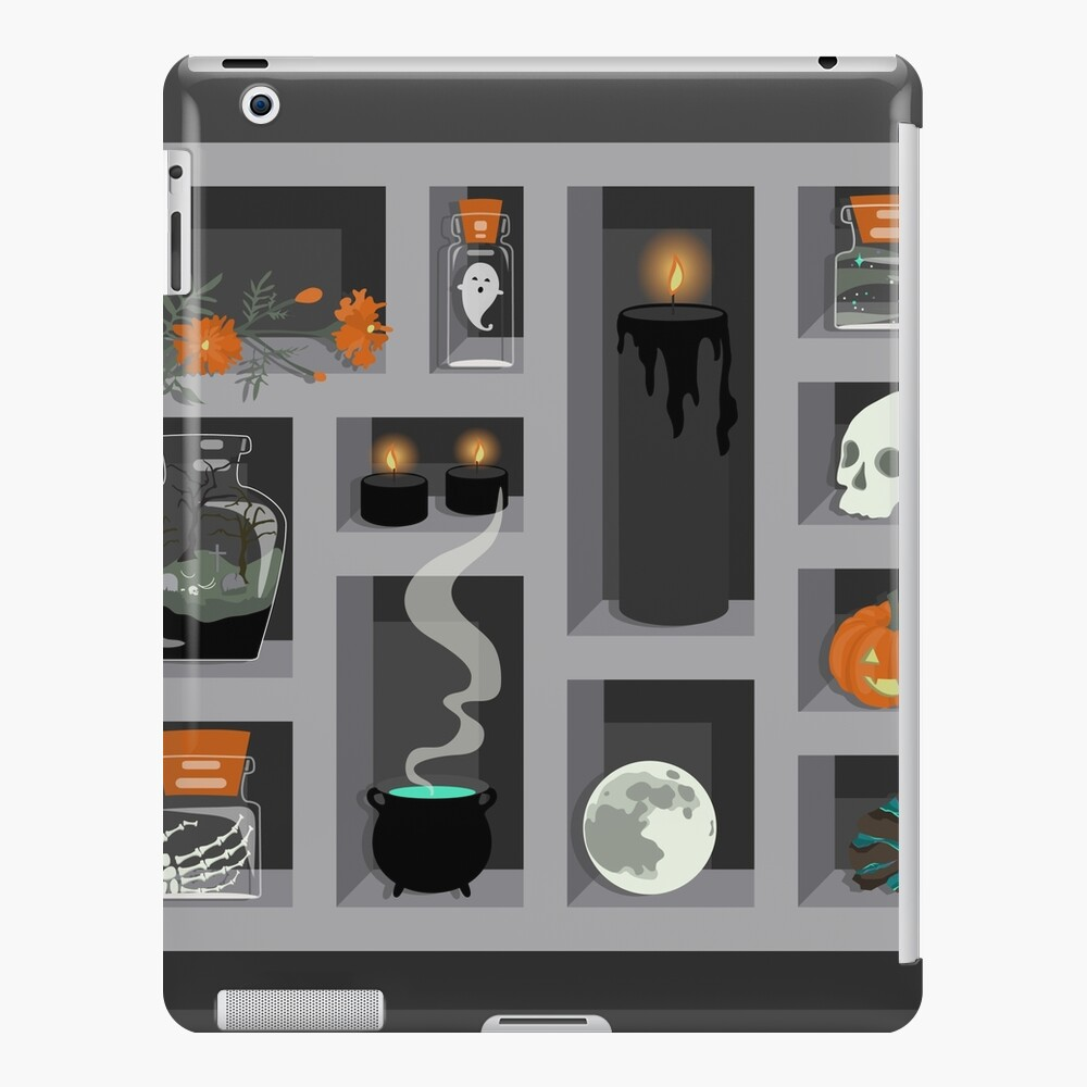 October Collection iPad Snap Case