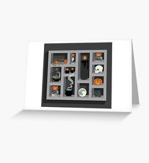 October Collection Greeting Card