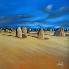 Pinnacles by scottnaismith
