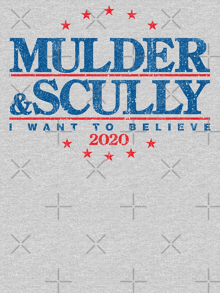 Mulder & Scully 2020 by huckblade