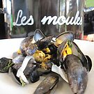 Les Moules by Pamela Jayne Smith