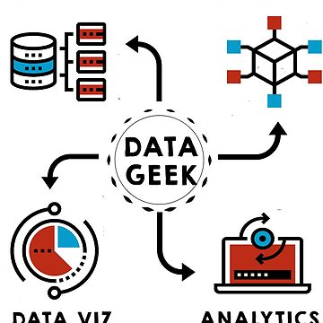 Data T-Shirt for Data Analysts, Scientists, BI, STEM  by tshirtfandom