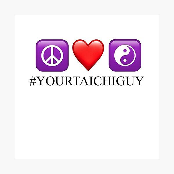 Yourtaichiguy  Photographic Print