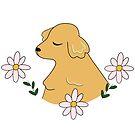 Daisy Dog by Moira Jane Iznel