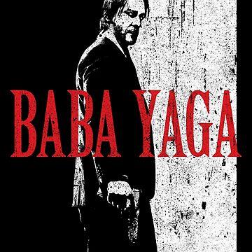 Baba Yaga by huckblade