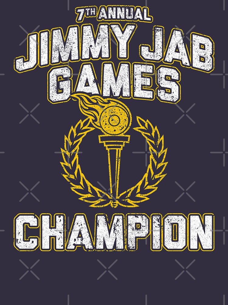 Jimmy Jab Games Champion by huckblade
