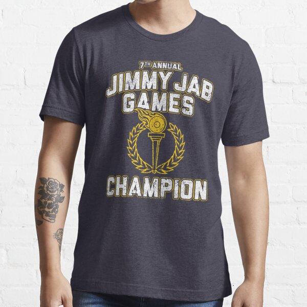 Jimmy Jab Games Champion Essential T-Shirt