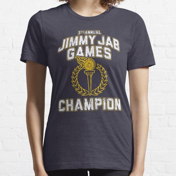 Jimmy Jab Games Champion Camiseta esencial