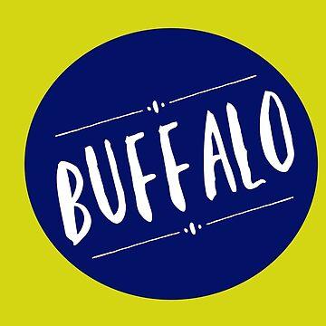 Buffalo by nyah14