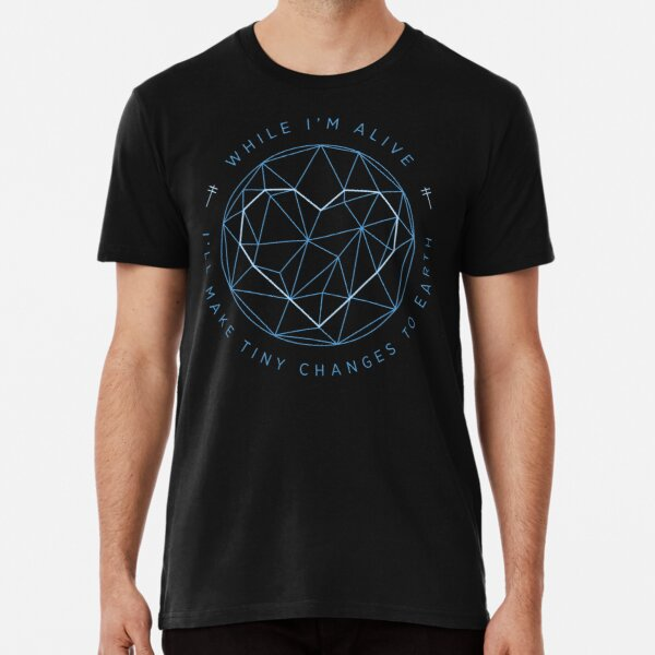 Make Tiny Changes Premium T-Shirt