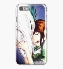 Spirited Away - Chihiro & Haku iPhone Case/Skin