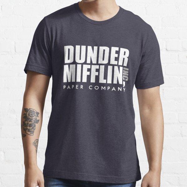 DUNDER MIFFLIN T-shirt essentiel