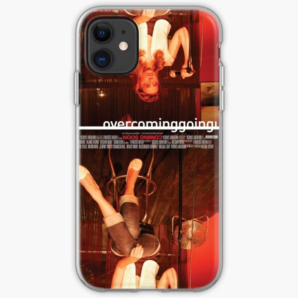 Overcoming Going Under Poster 3 iPhone Soft Case