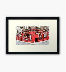 Temple Bar - Dublin Ireland Framed Print