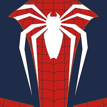 The White Spider by vanWriten