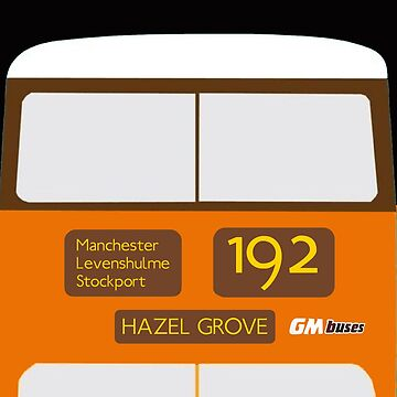 GM Buses by MworldTee