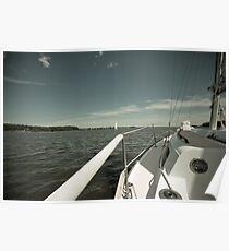 Chesapeake Sail Poster